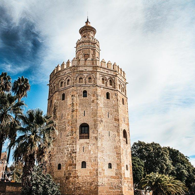 Tore de l'Oro of Seville - Seville 2 day itinerary