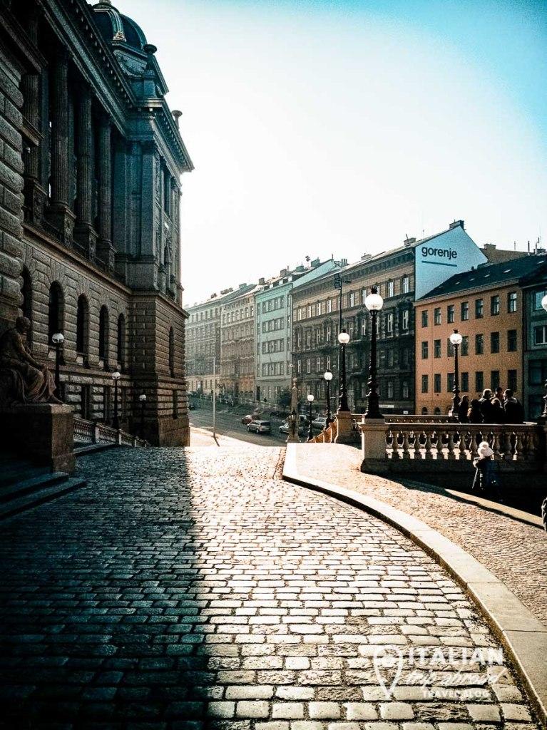 wenceslas square Prague - most instagrammable places in prague