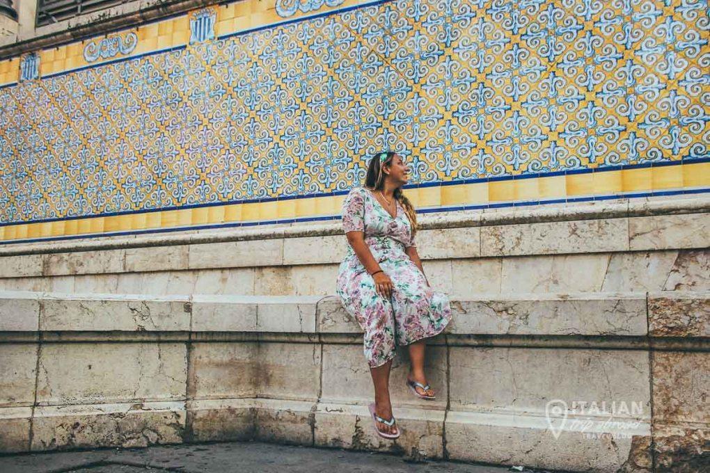 Azulejos of Valencia - Mercato Central