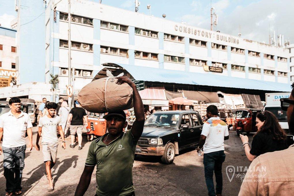Colombo Sri Lanka Locals Market | Sri Lanka 10 day itinerary |