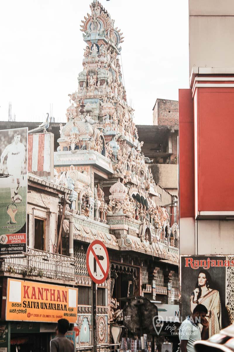 Sammangodu Sri Kathirvelayutha Swamy Kovil - Hindu Temples in Colombo Sri Lanka