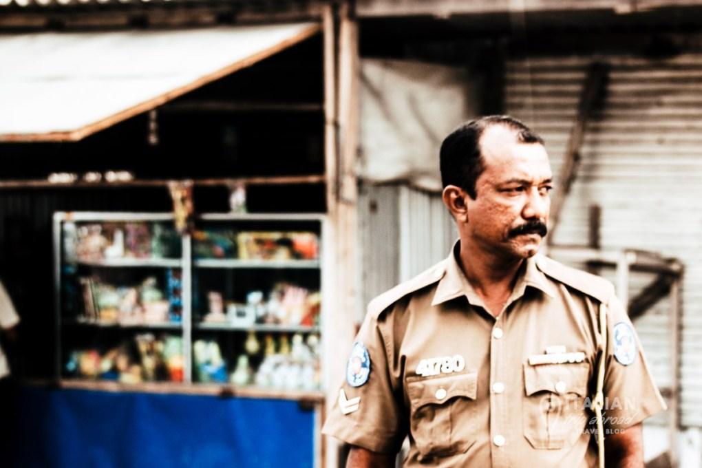Local Officer in Sri Lanka