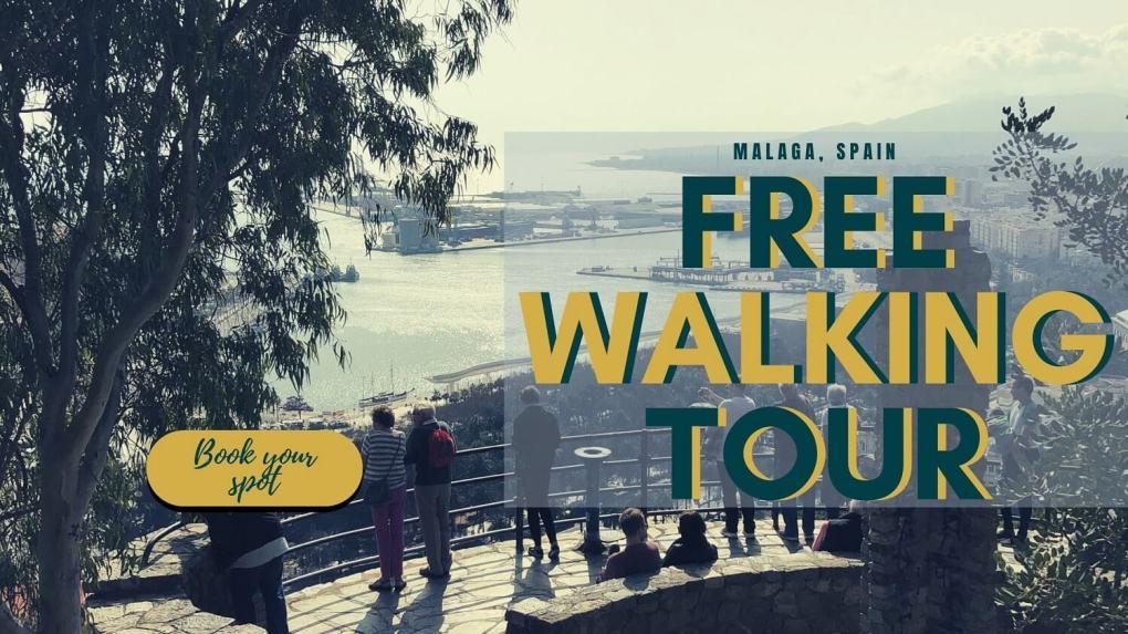 Free walking tour of Malaga