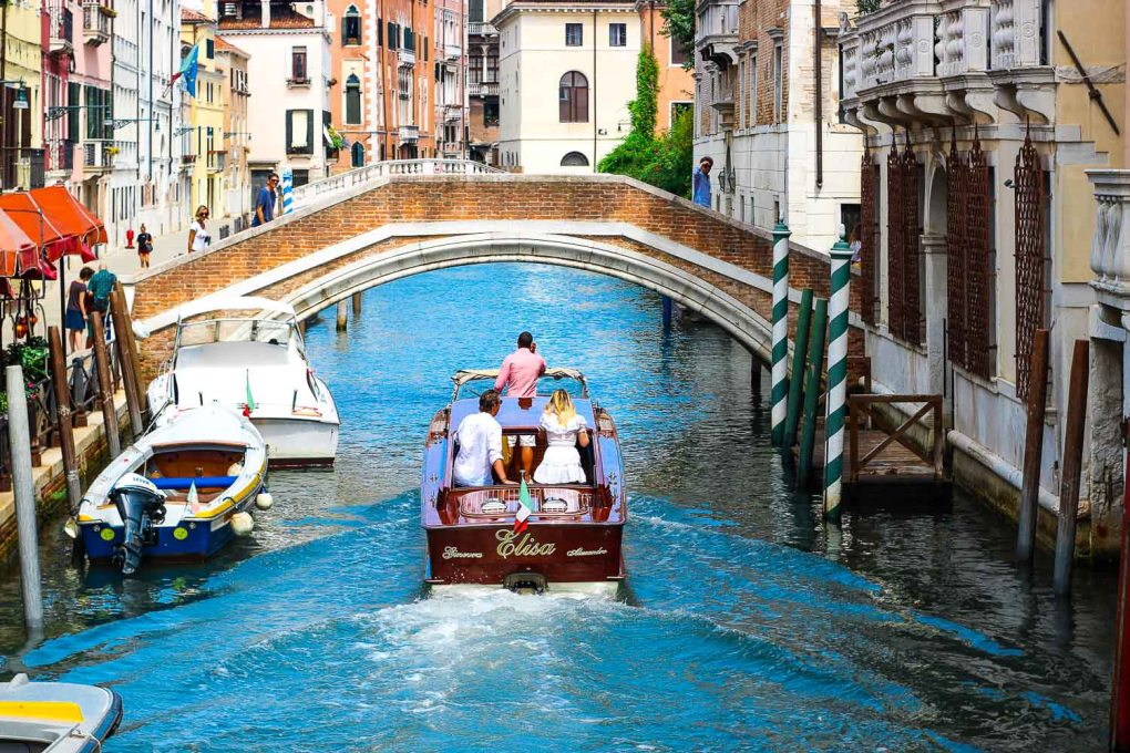 Venice in 2 days itinerary - The canals of Cannaregio the local favourite area