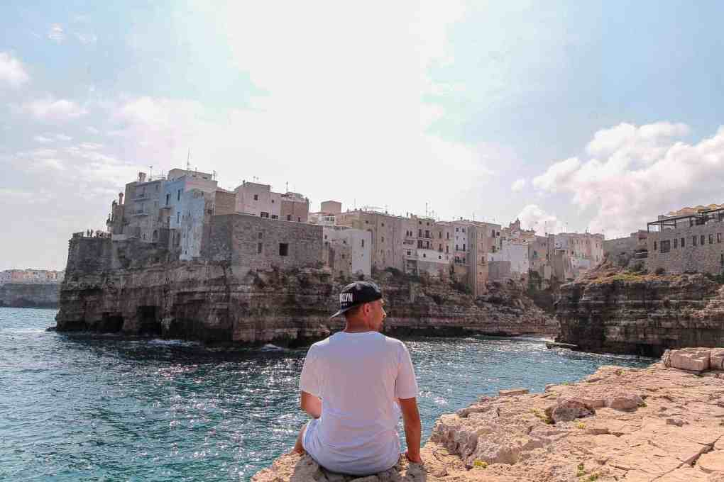 Polignano a Mare | Best beaches in Puglia | Weekend Puglia Low cost