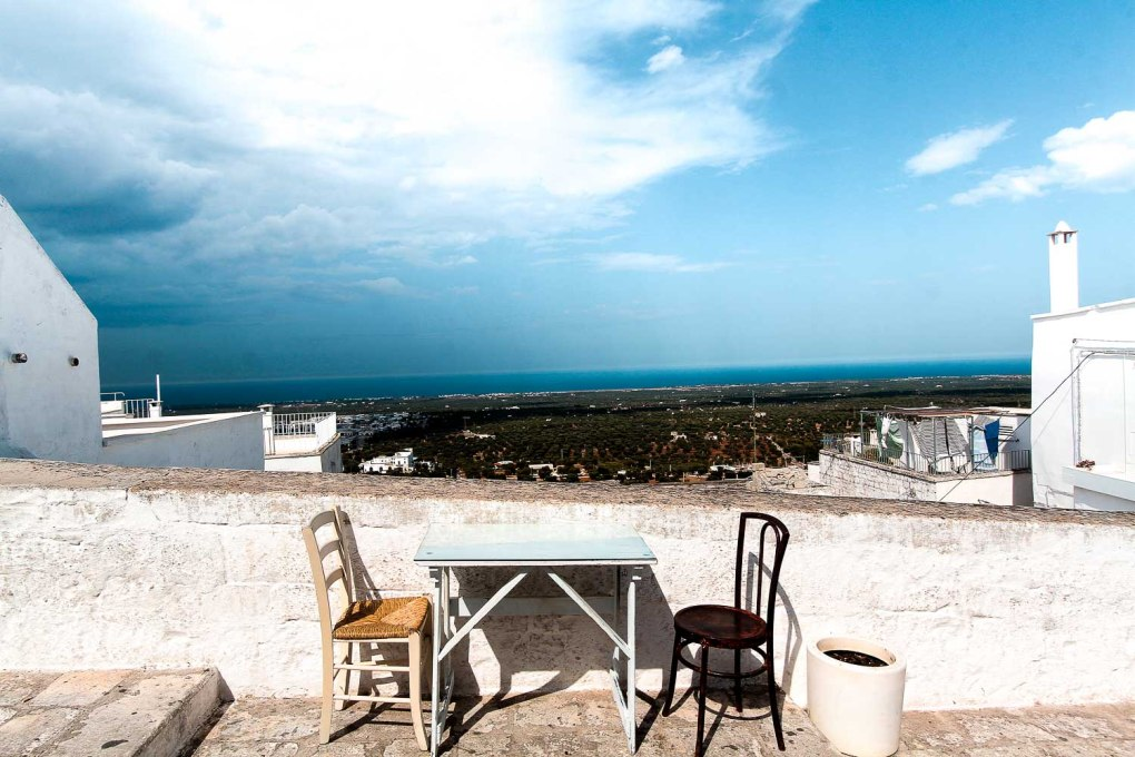 Ostuni view | One week in Puglia