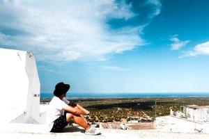 Ostuni view | 1 week in Puglia itinerary