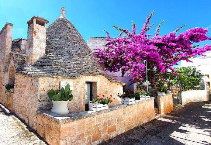 Trulli Antica Fonte, Puglia, Italy - Alberobello