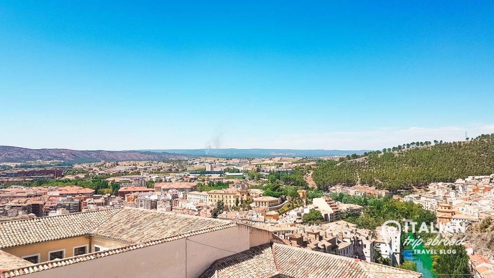 Mirador of Cuenca Spain