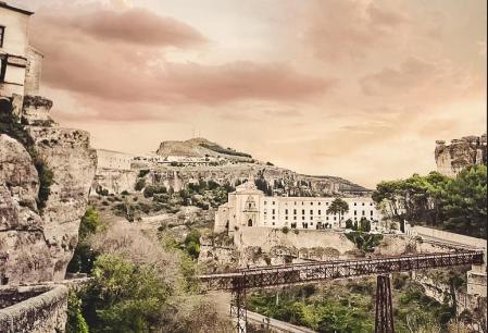 Parador de Cuenca Spain