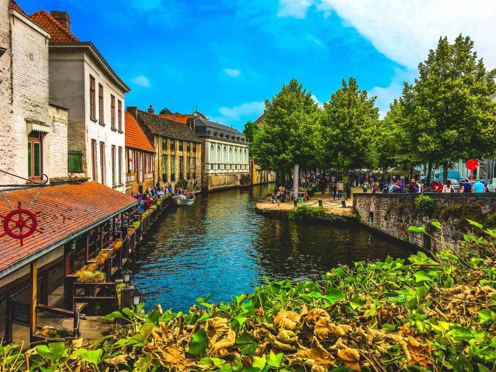 Bruges, Belgium a romantic European gateway