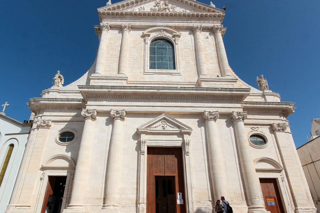 Chiesa di San Giorgio in Locorotondo