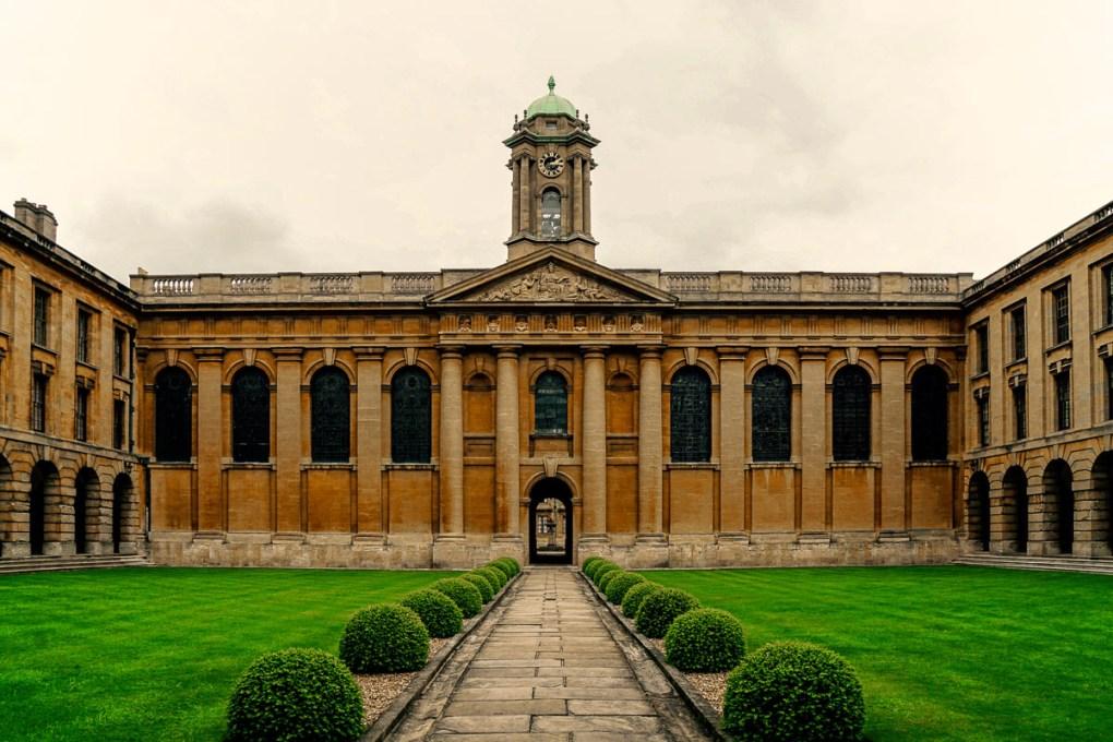 Queen's College Oxford - United Kingdom