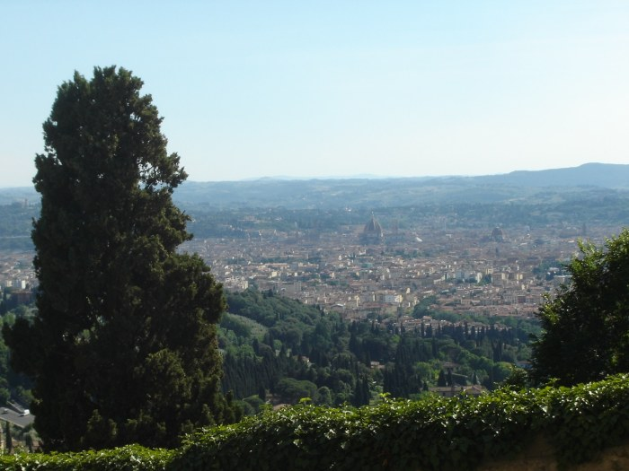 Florence from Fiesole