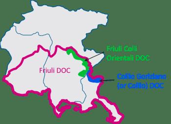 Friuli DOCs