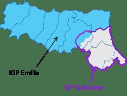 IGPs of Emilia Romagna