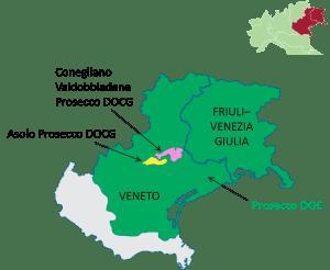 Prosecco DOPs