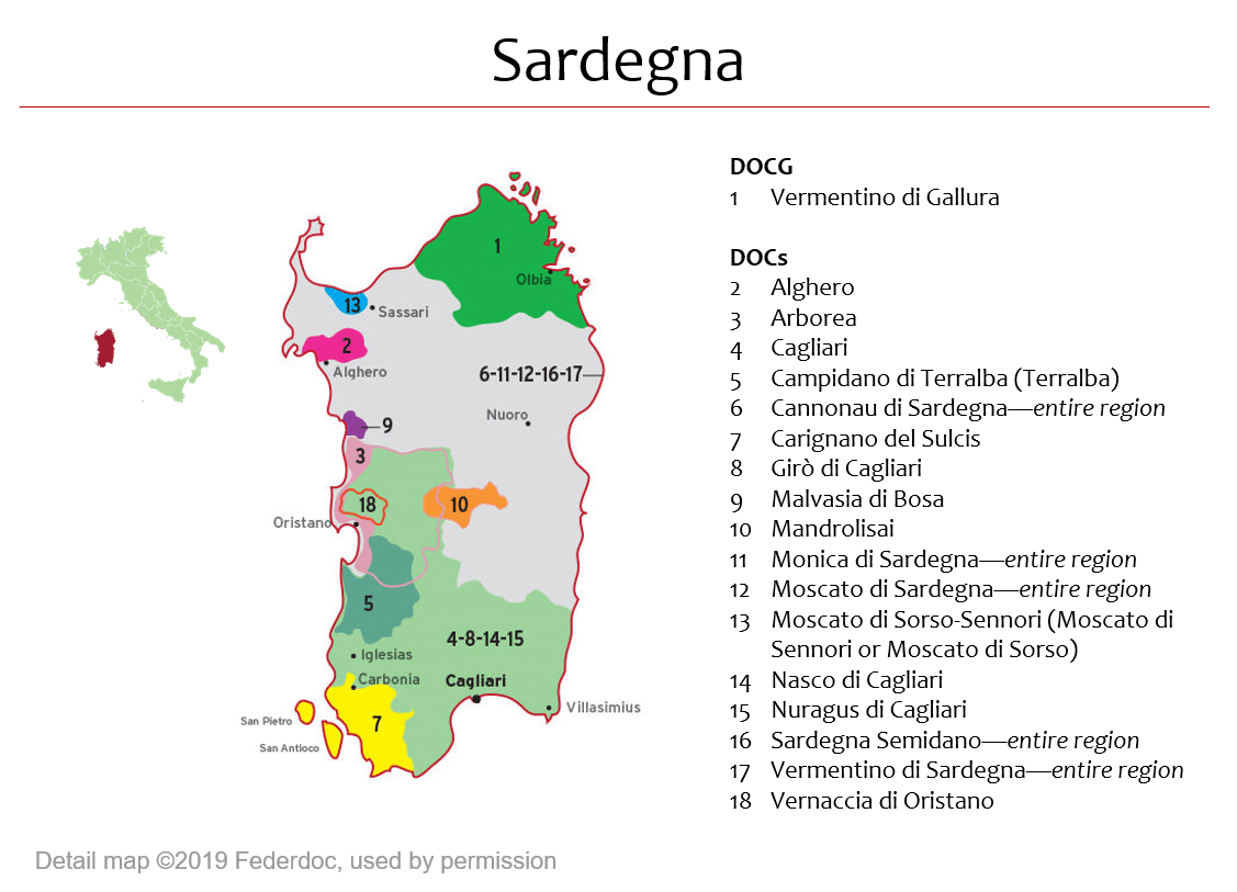 Map of Sardegna DOPs »Italian Wine Central Sardinia Map on italy map, cyprus map, trentino alto adige map, carthage map, tagus river map, crete map, venice map, sicily map, canary islands map, cagliari map, adriatic sea map, serbia map, pompeii map, monaco map, corsica map, balearic islands, iberian peninsula map, constantinople map, pyrenees map, regions of italy, iberian peninsula, ukraine map, elbe river map,