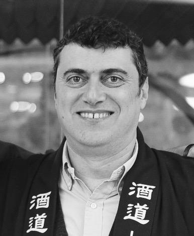 Marco Massarotto (La Via del Sake)