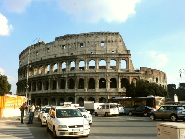 ローマ コロッセオ
