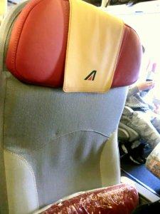 アリタリア航空座席