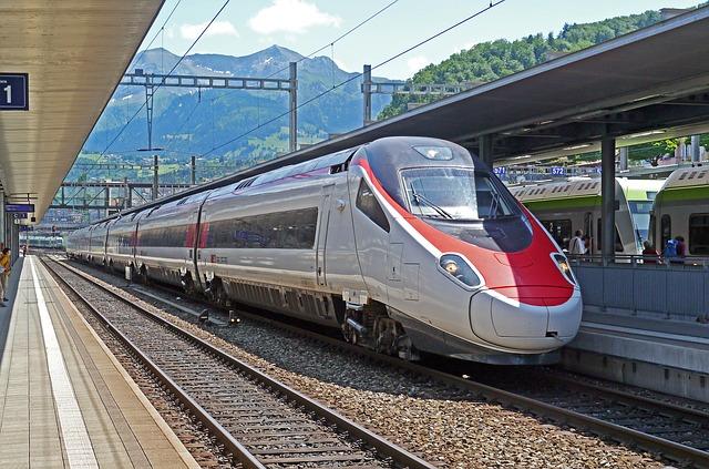 ミラノの駅