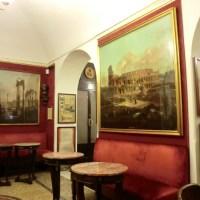 ローマ カフェ・グレコ