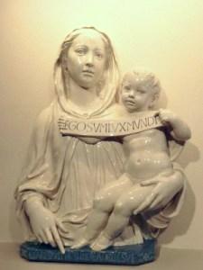 フィレンツェ 捨て子養育院美術館