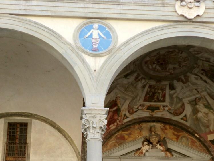 フィレンツェ 捨て子養育院