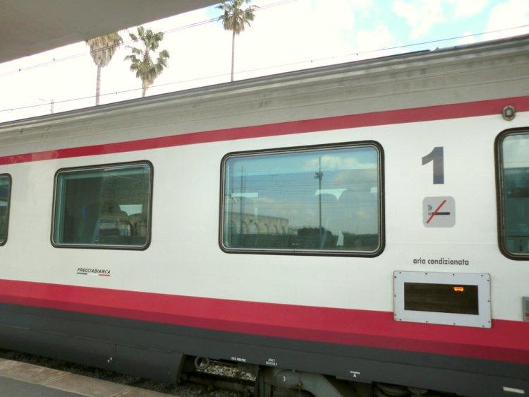 イタリアの電車