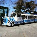 サン・マリノの観光汽車