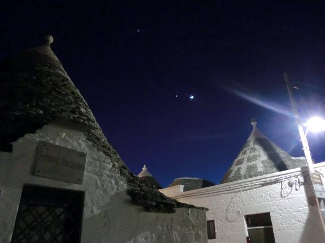 アルベロベッロの夜