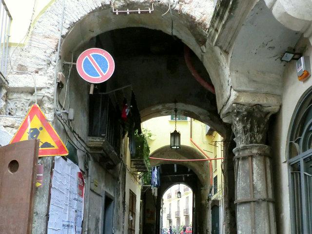 サレルノのアレキ門