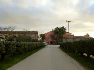 ヴァンヌーロの入り口