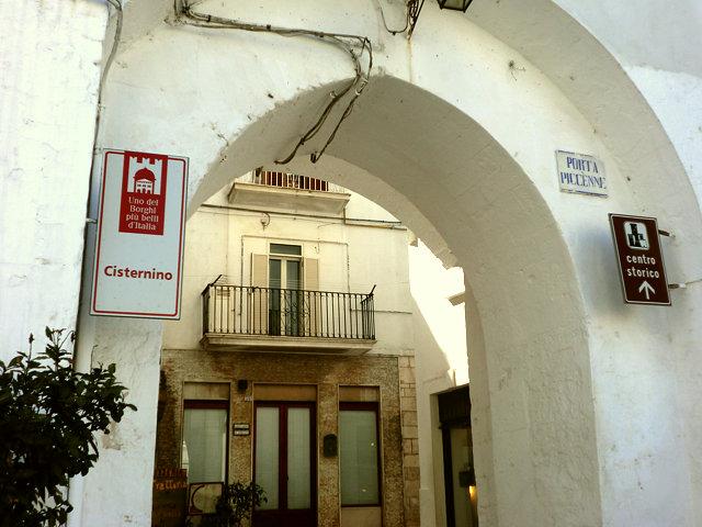 チステルニーノ