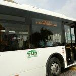 アグリジェントのバス