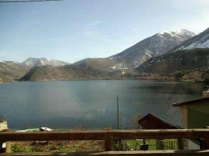 スカンノ湖