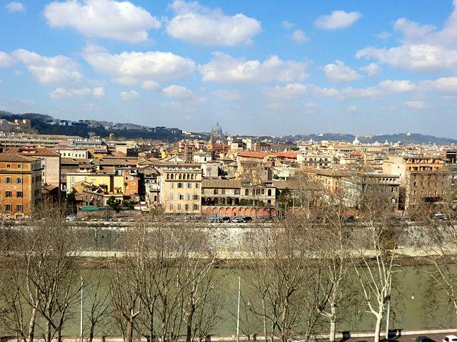 ローマ アヴェンティーノの丘