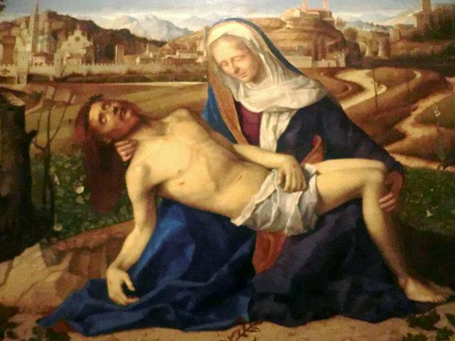 ヴェネツィア アカデミア美術館