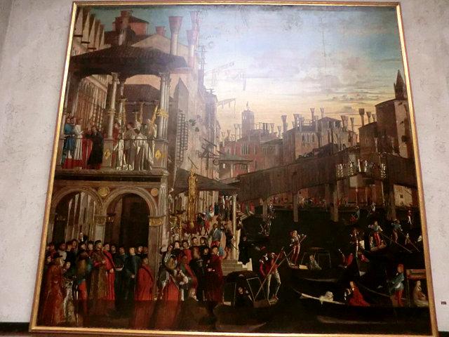 ヴェネツィアアカデミア美術館