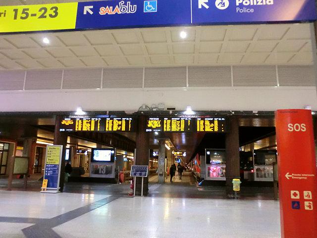 ヴェネツィア サンタ・ルチア駅