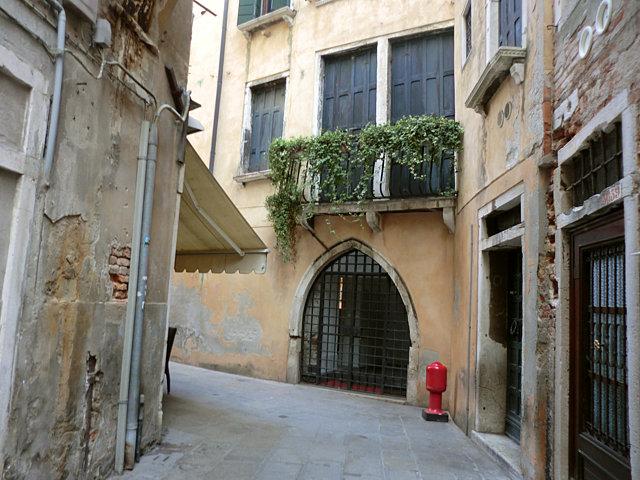 ヴェネツィア暗殺者の小道