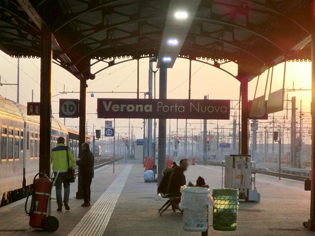 ヴェローナ駅
