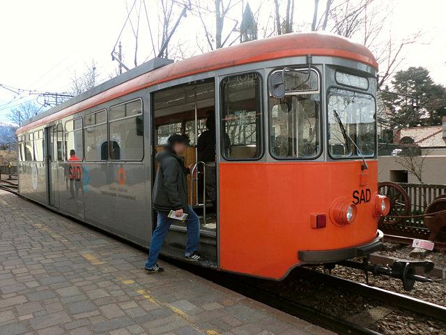 レノン鉄道の車両