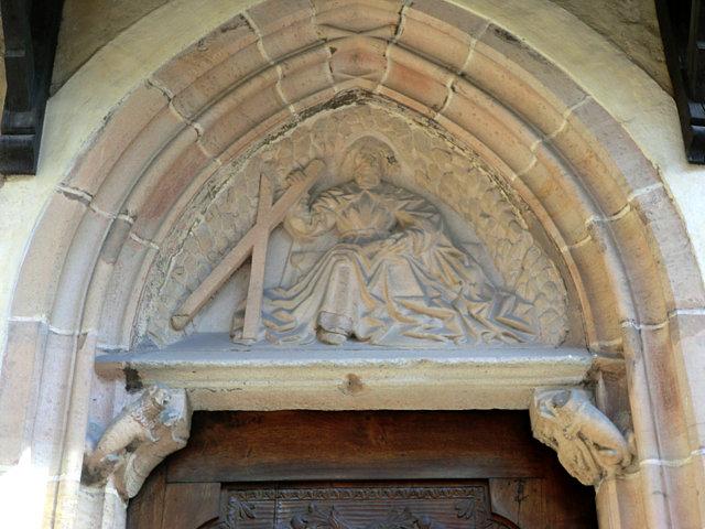 キウーザ サンタンドレア教会