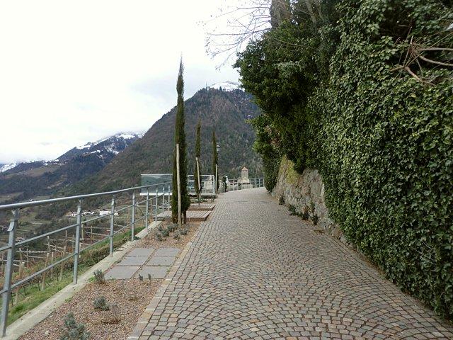 ティローロ遊歩道