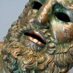 "<span class=""title"">ローマ国立博物館マッシモ宮の数珠の彫刻「休むボクサー」</span>"