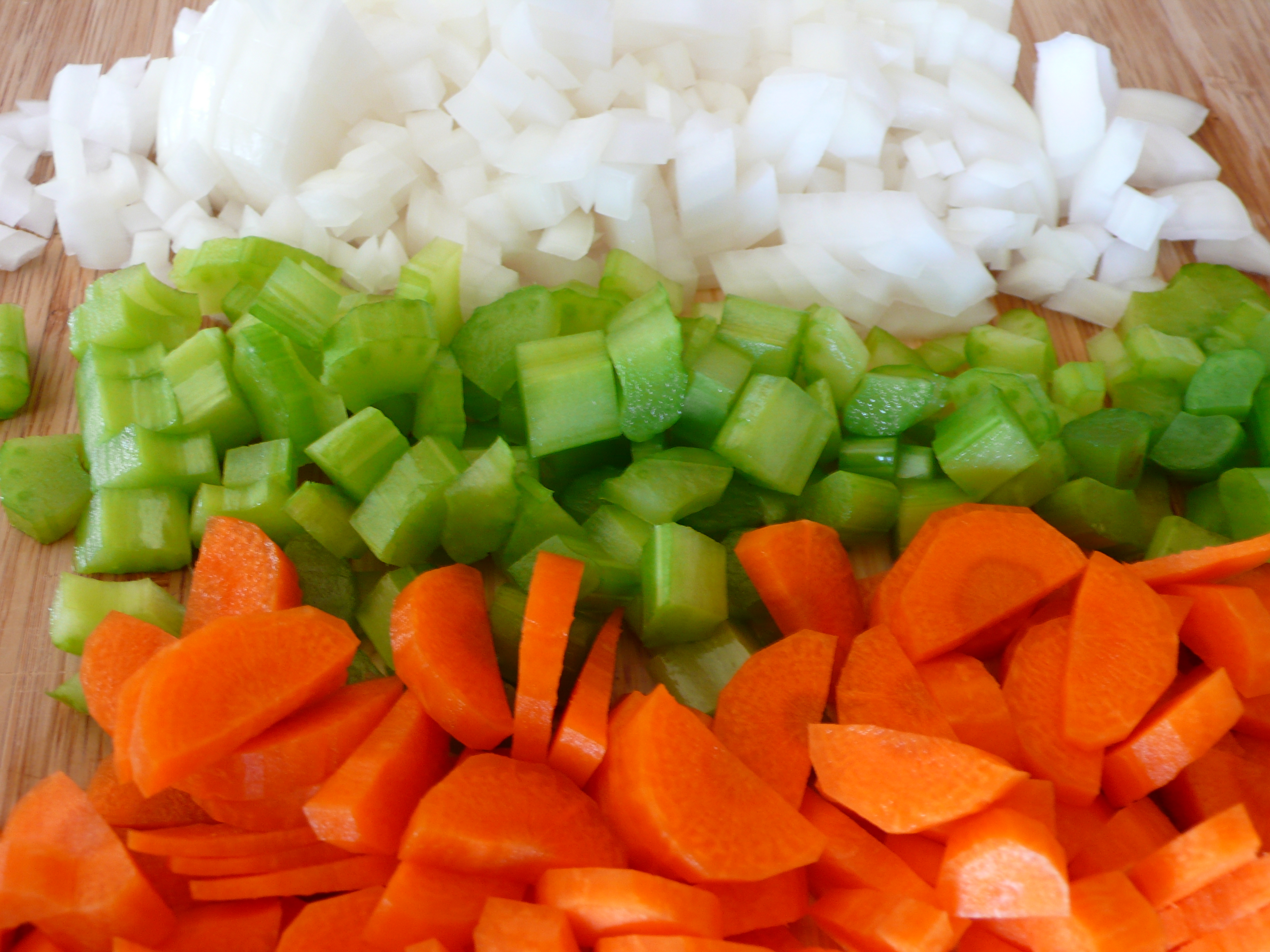 onions carrots and celery