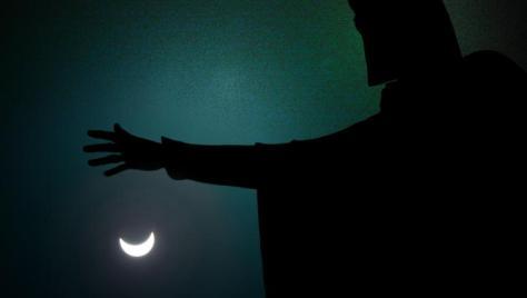 eclisse Trento