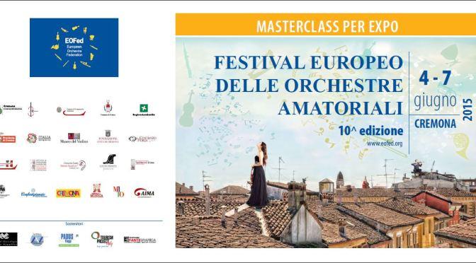 Europäisches Orchesterfestival